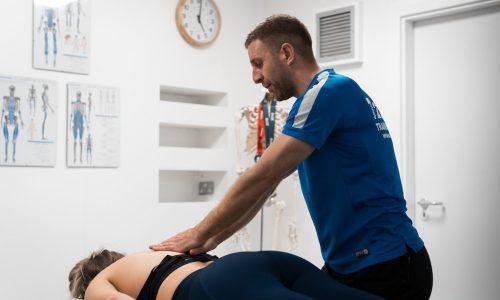 Level 3 Sports Massage Therapy