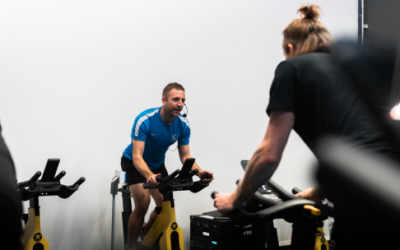 Studio Cycling Instructor