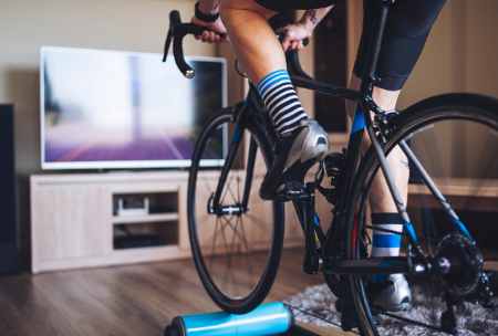 Online Studio Cycling Instructor